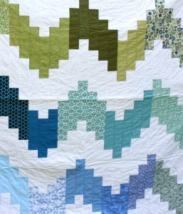 a quilt to celebratethe wedding of Susan & Andrew
