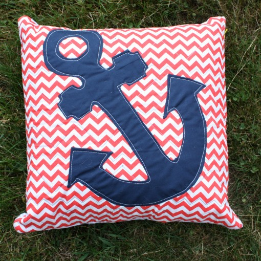 ptown pillows ::: anchor
