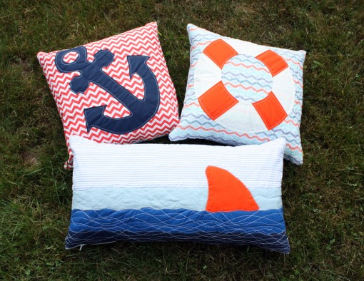 ptown pillows ::: collection