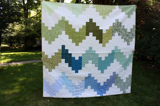 Quilt for Susan & Andrew